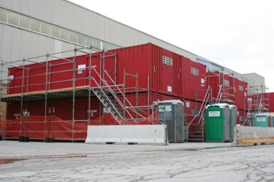 Blast-resistant building options